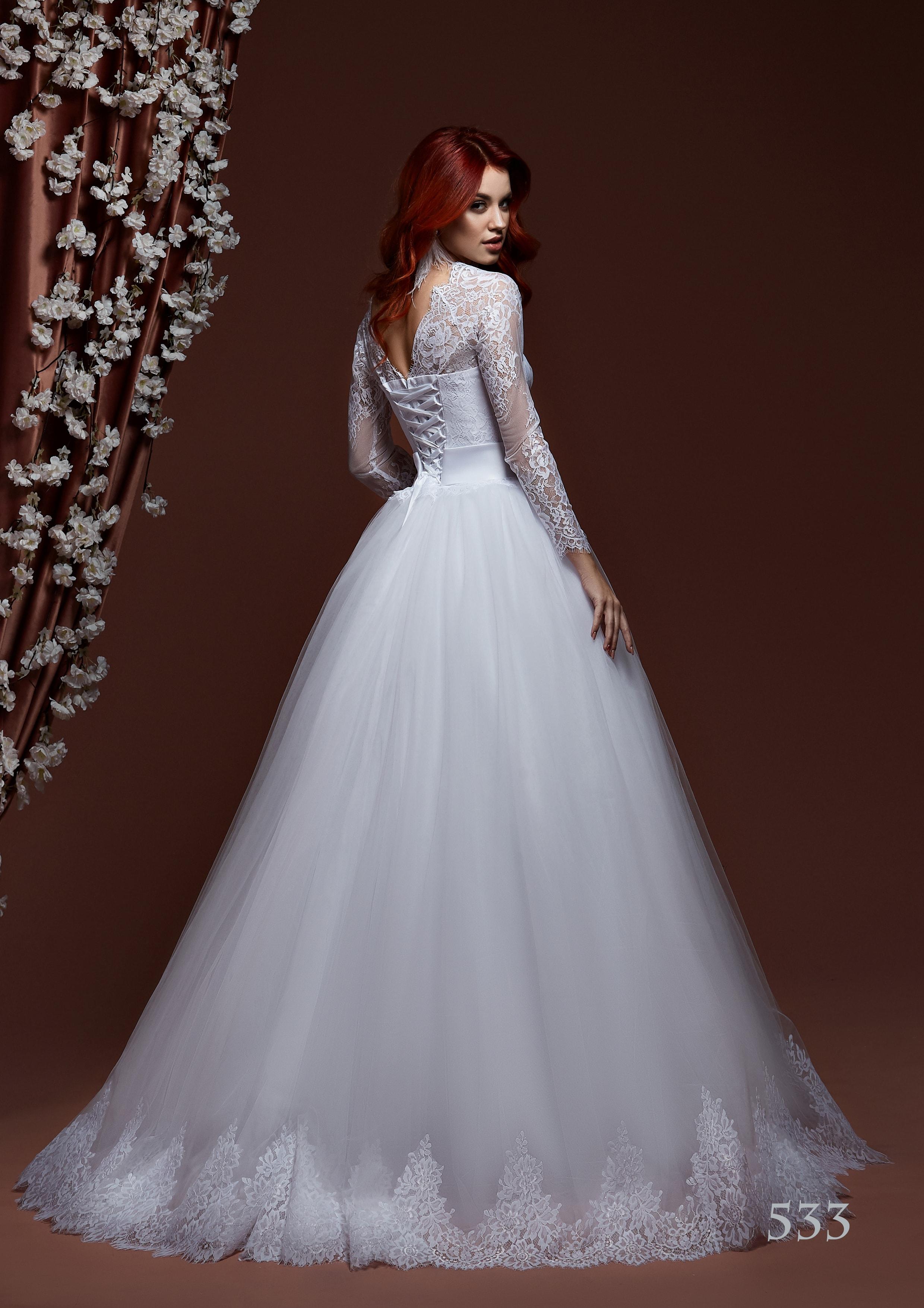 Свадебное платье Rubina 2