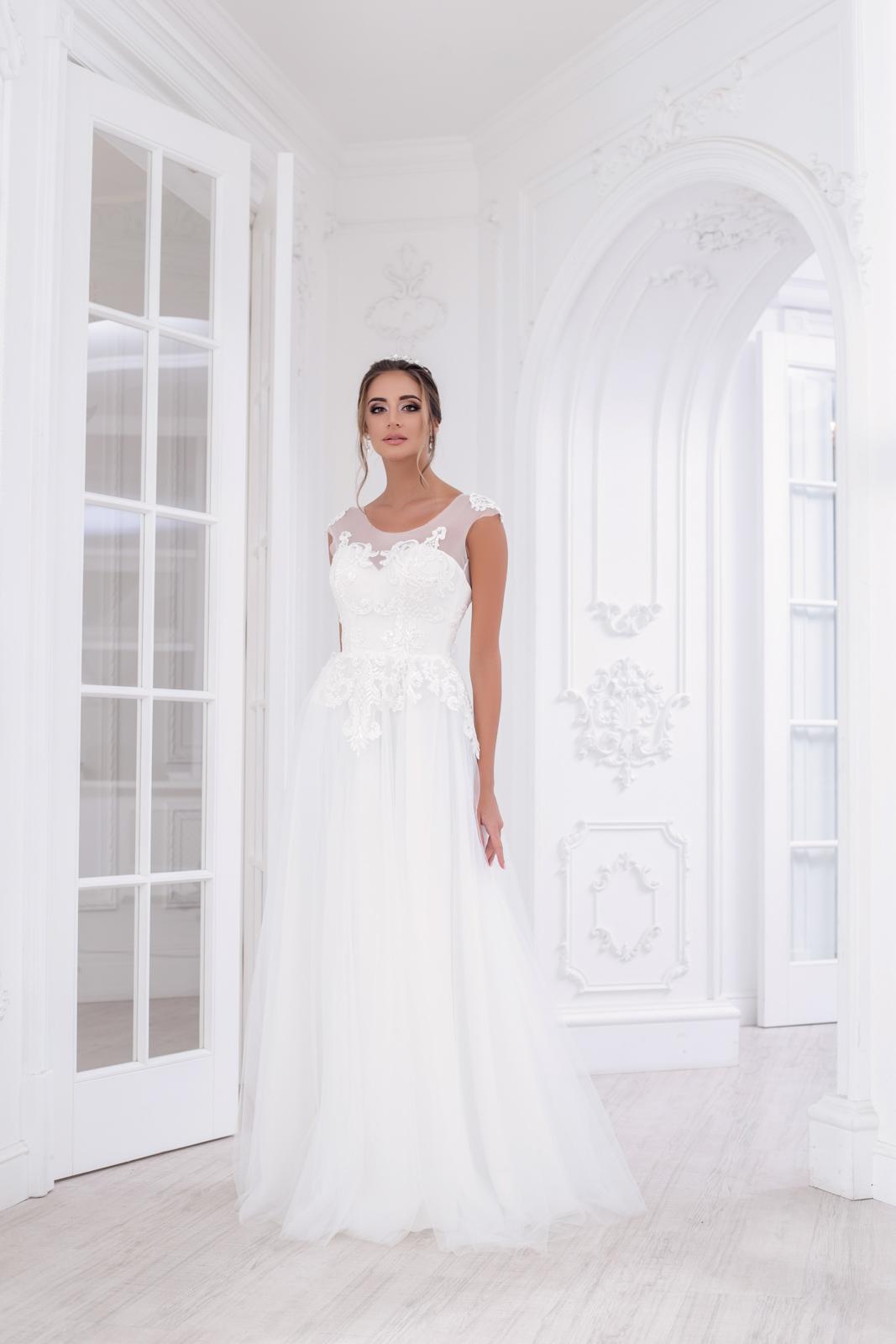 Свадебное платье Паула 1
