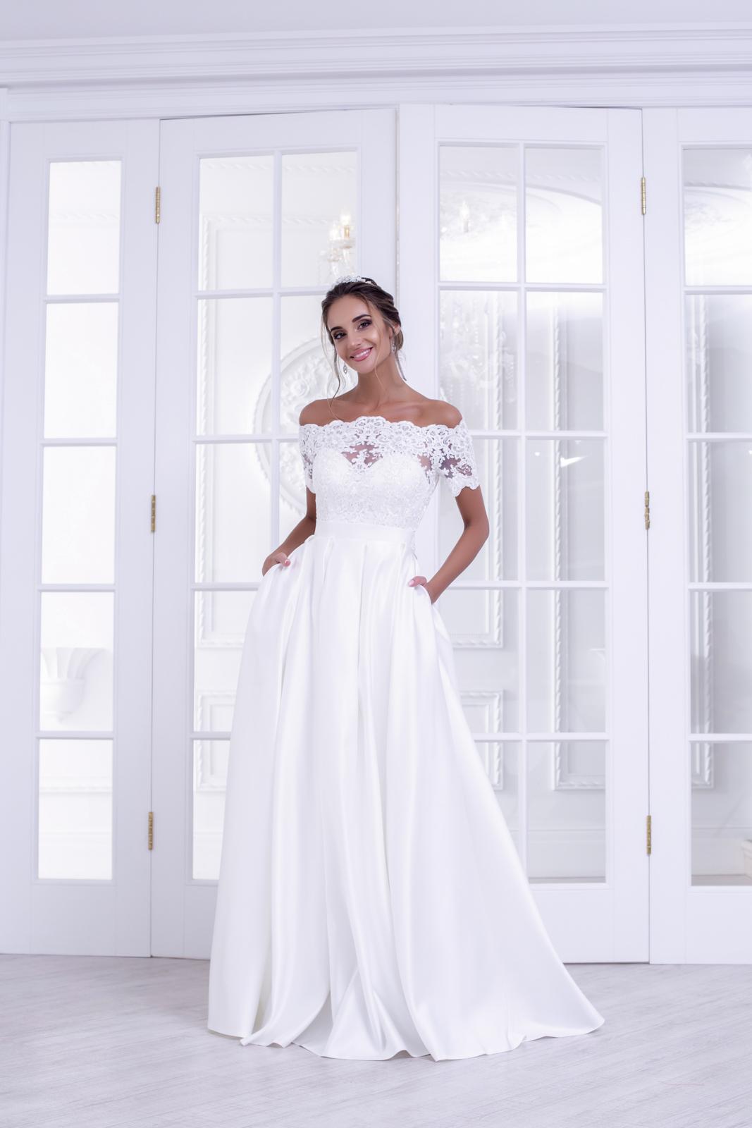 Свадебное платье Вирджиниа 1