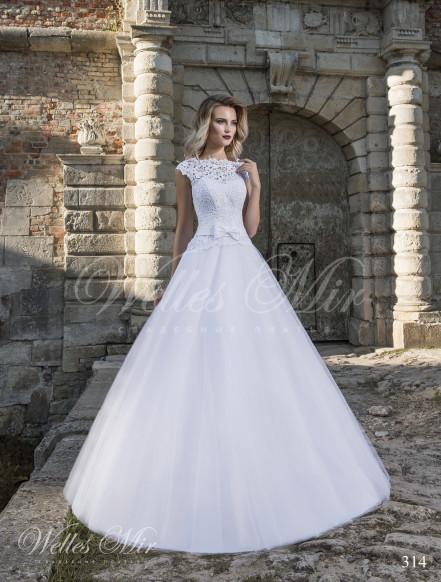 Свадебное платье Бони