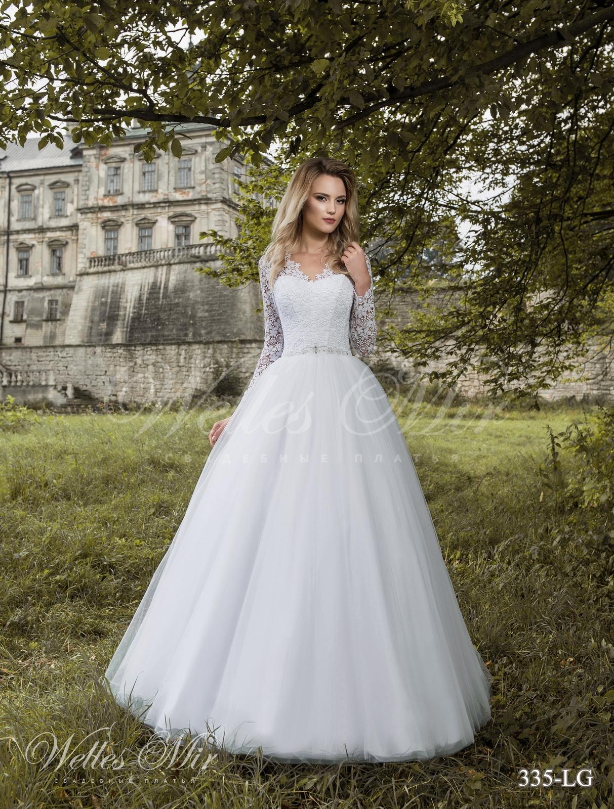 Свадебное платье Эдда 1