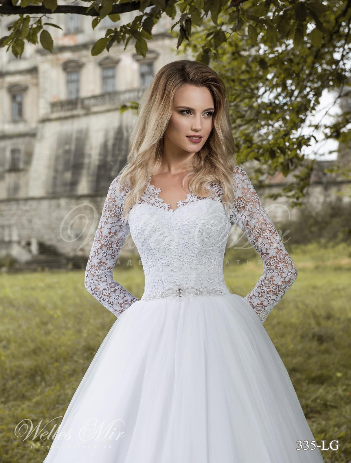 Свадебное платье Эдда 3