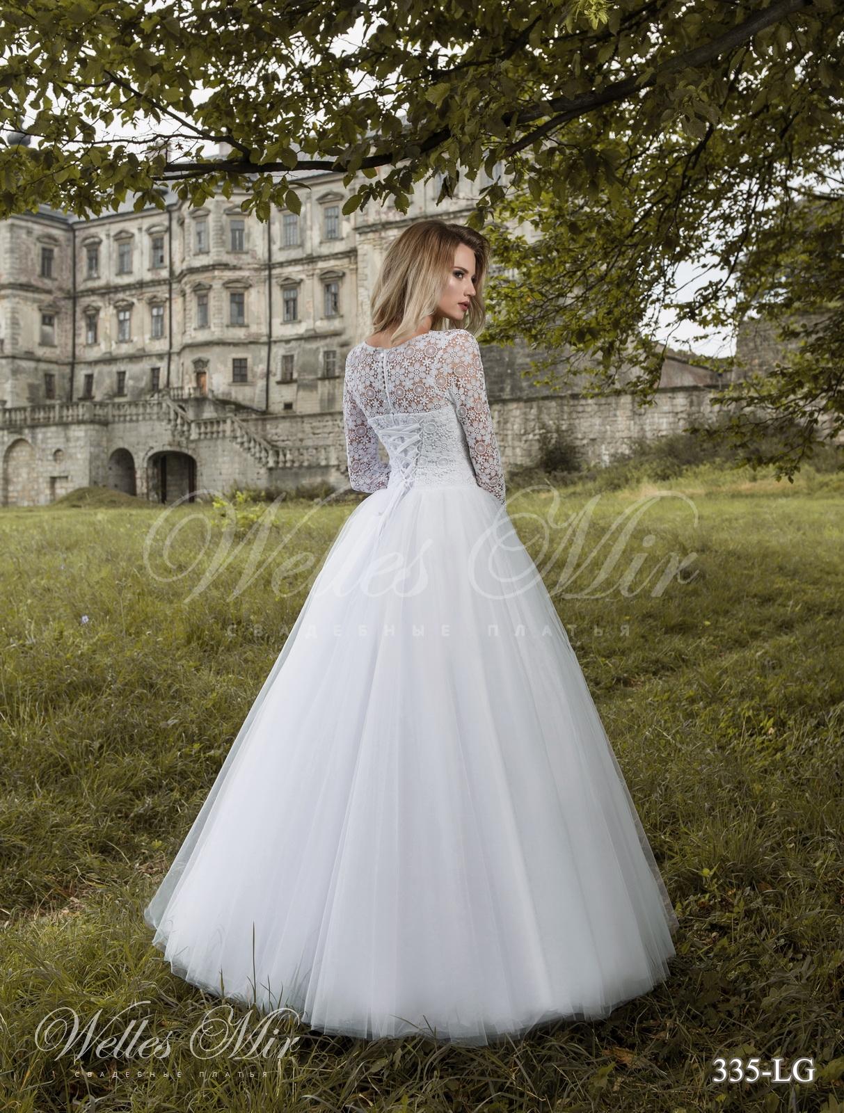 Свадебное платье Эдда 2
