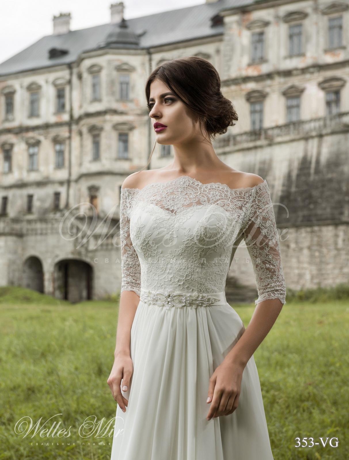 Свадебное платье Рут 2