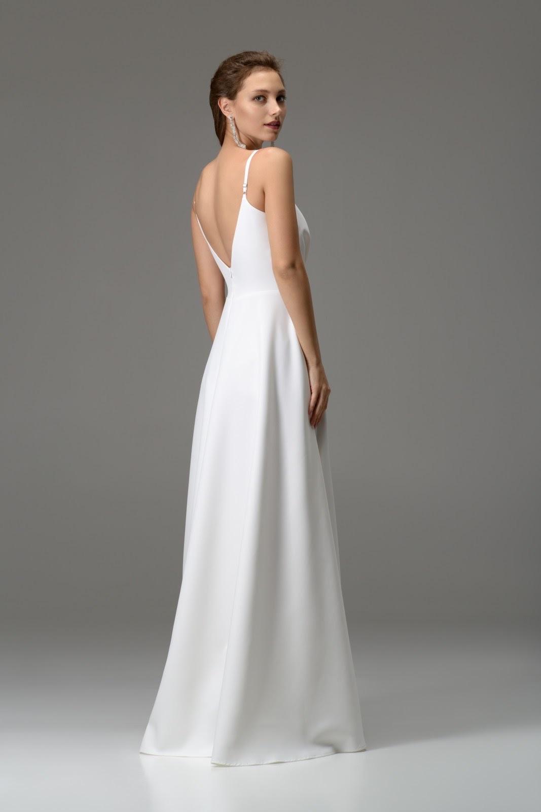 Свадебное платье Джоли 2